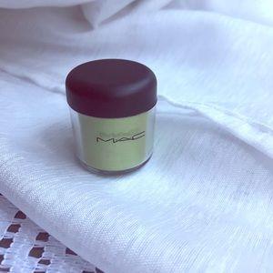 M.A.C Cosmetics Pigment Powder Chartreuse
